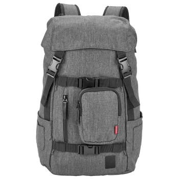 Sac a dos NIXON Landlock 20L Backpack Charcoal Heather