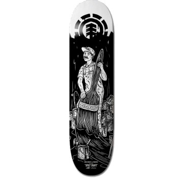Plateau Skateboard Element Timber Painter 8'