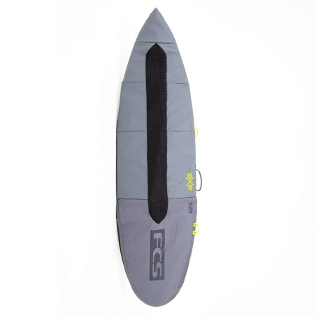 Housse Surf FCS Day all purpose Cool Grey