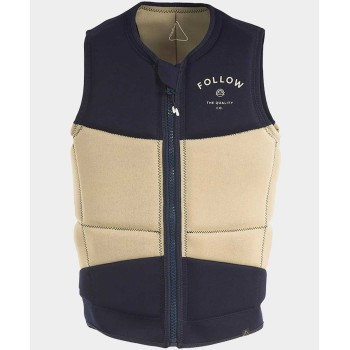 Gilet Wake Vest Impact Follow Coastline Navy 2019