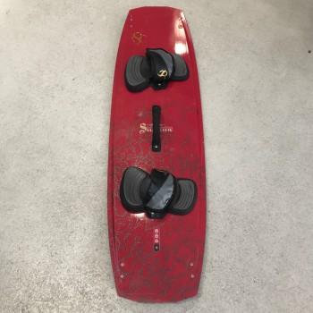 Planche Twin Tip RSC Supreme PRO 2011 FBO