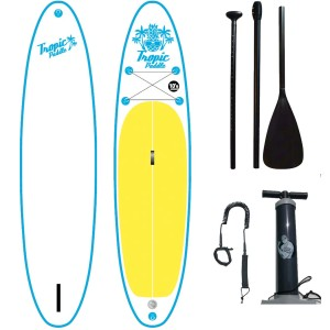 SUP Gonflable Tropic Paddle - Pack