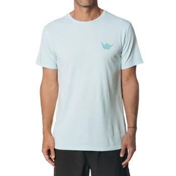 T-Shirt Rip Curl Emblem Blue