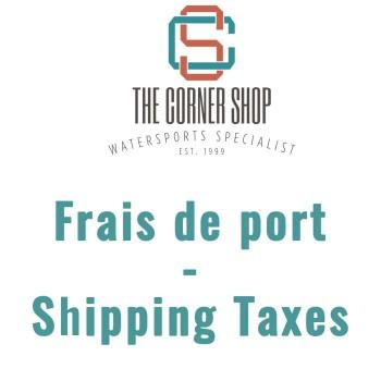 Frais de port - Shipping Taxes