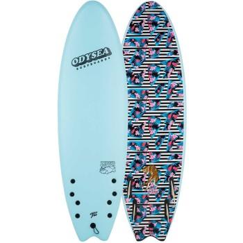 Planche de Surf Mousse Odysea Skipper Quad 6'0 Jamie O'brien