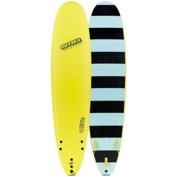 Planche Surf Mousse Catch Surf Log Yellow