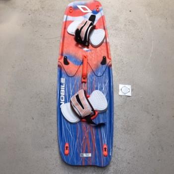 Twin-Tip Kitesurf Nobile 2017