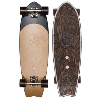 Skate Cruiser Globe Sun City Black Burle