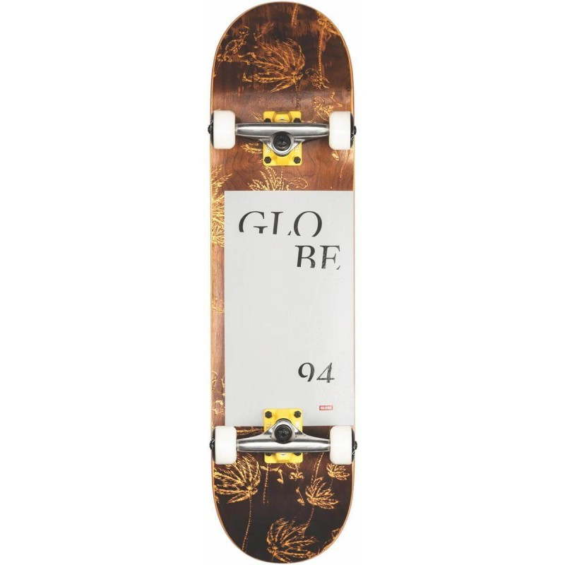 Skate Street Globe G2 Typhoon Yellow