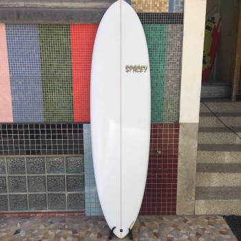 Planche de Surf Sinners Spacey 7'0 Black