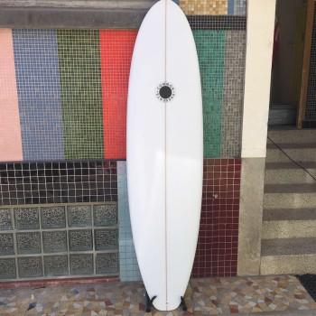"Planche de Surf Sinners Mini Mal 7'0"" Clear"