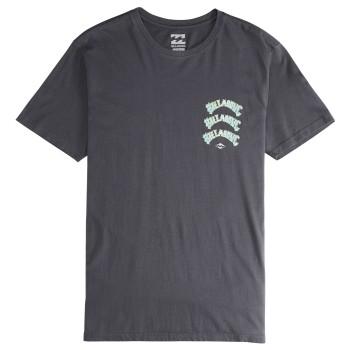T-Shirt Billabong warp ss tee Asphalt