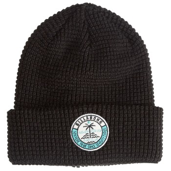 Bonnet Billabong walled black