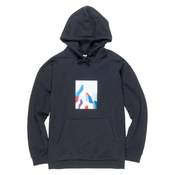 Sweat Element Heavy Fleece Flint Black