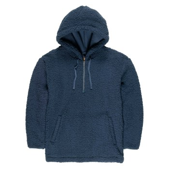Sweat Element Big Shearling PO Eclipse Navy