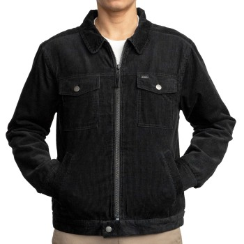 Veste RVCA easy trucker black