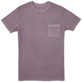 T-Shirt RVCA ptc 2 pigment ss Dark Violet