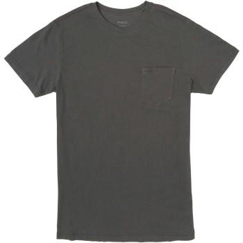 T-Shirt RVCA ptc 2 pigment ss Pirate Black