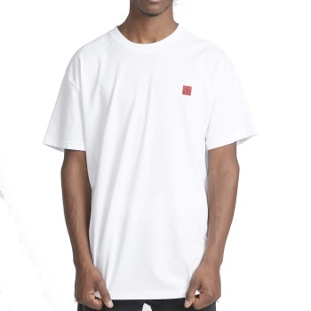 T-Shirt RVCA Whicks SS White