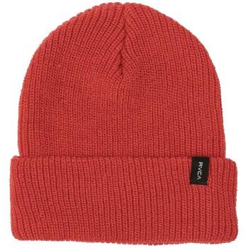 Bonnet RVCA dayshift beanie ii Red