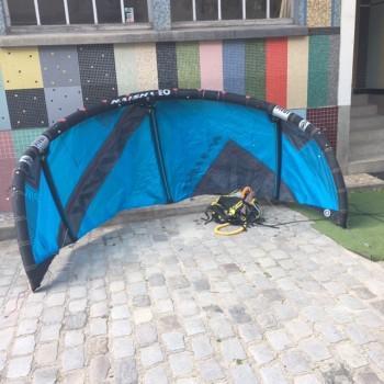 Aile Naish Pivot 2018 taille 6m + Barre