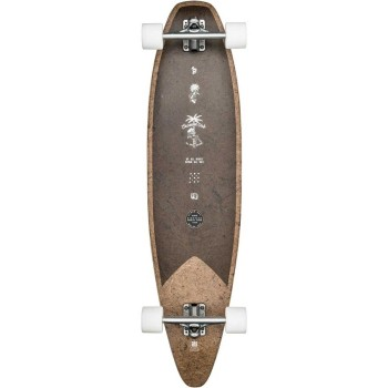 Skate Cruiser Globe Pinner Evo Coconut/Black