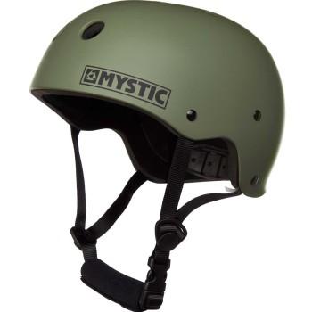Casque Mystic MK8 Helmet Black Olive