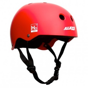 Casque ALK13 H2O+ Red Mat