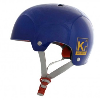 Casque Street ALK13 Krypton Blue Glossy