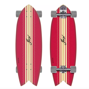 "coxos 31"" dream waves series yow surfskate"