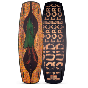 planche wakeboard liquid force timba