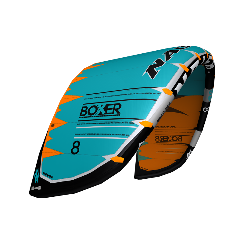 Aile Naish Boxer 2020, Nue