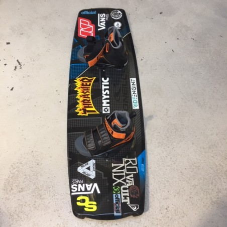Planche / Chausses Wakeboard bateau Ronix Vault - LF Index