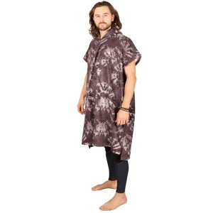 Poncho After Be Hippie - Charcoal