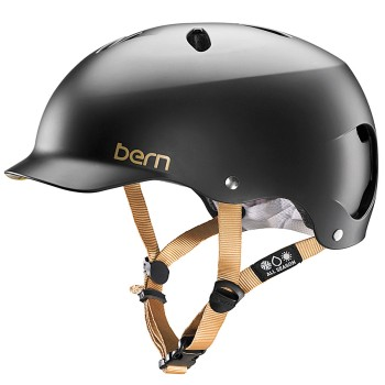 Casque Bern Lenox H2O Satin Black