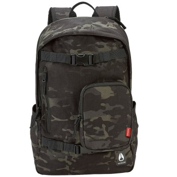 Sac à dos Nixon Smith backpack Black-Multicam