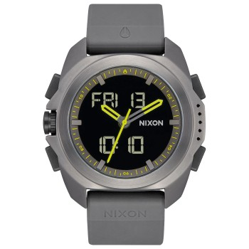 Montre Nixon Ripley Gunmental