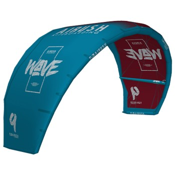 Aile Airush Wave v9 Red and Teal