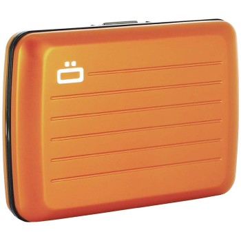 Porte-Cartes Ögon Stockholm V2 Wallet, Orange