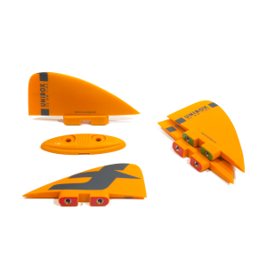 Set de 4 ailerons Unibox F-One