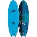 Planche de Surf en mousse Odysea X Lost Round Nose Fish