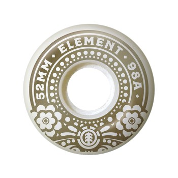 Roues Element Recuerda White Gold (x4)
