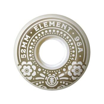 Roues Element Recuerda White Gold (x4)