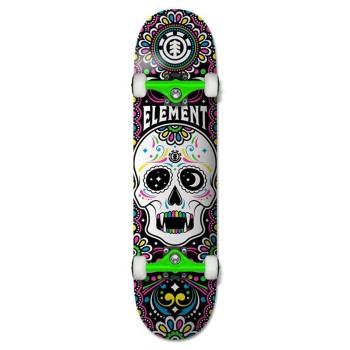 Skate complet Element Calavera