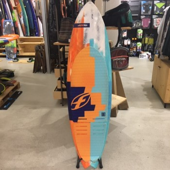 Surf Kite occasion F-One Mitu 2018 Carbon 5'6
