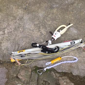 Barre occasion Core Kiteboarding Sensor 2S+