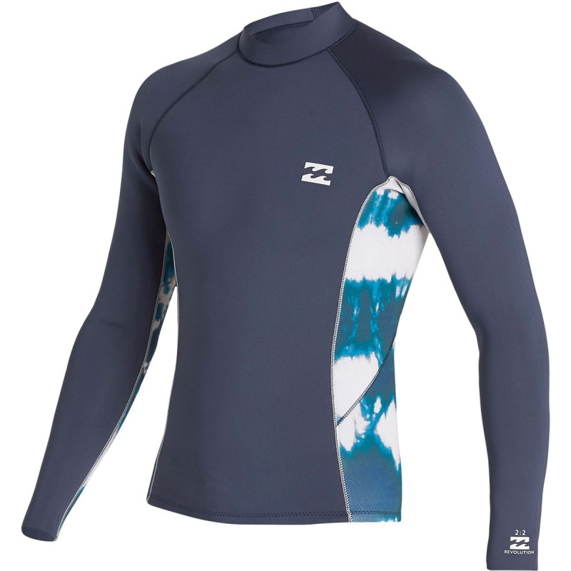 Top neoprene Billabong 202 Revo Interchge JKT