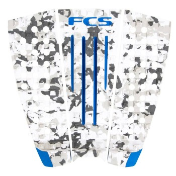 Pads FCS Julian Wilson Grey Camo / Cobalt