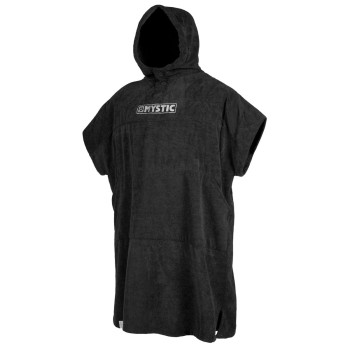 Mystic Poncho Black 2020
