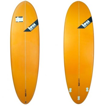Planche Blackwings 6'0 EGG BISCUIT Color Orange